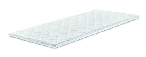 Traumnacht orthopädischer Matratzentopper, mit einem bequemem Komfortschaumkern, 180 x 200 cm