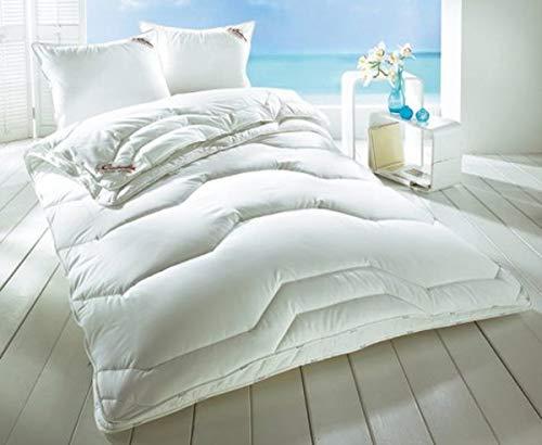 Bettdecke Classic Größe: 135 cm H x 220 cm B